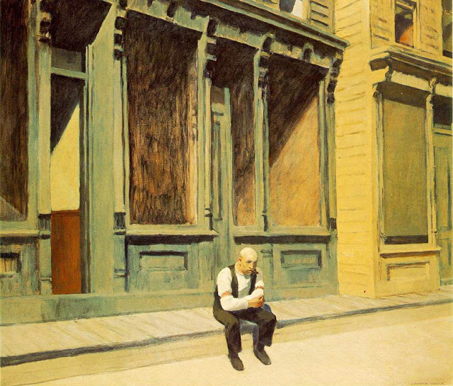 Hopper, Sunday 1926
